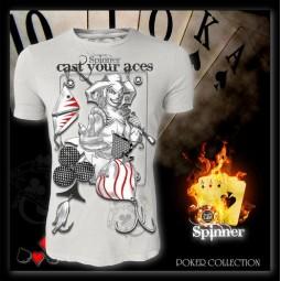 Hotspot T-shirt cast you aces