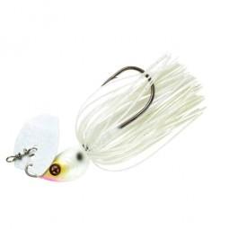 Chatterbait Sakura Cajun 10.5 gr JC11 Kicker White