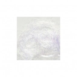 Hareline Ice Dub blanc